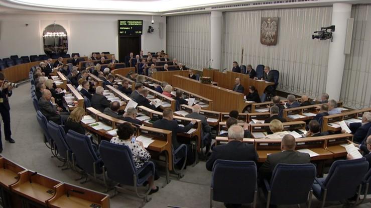 W Senacie PiS za ustawą antyterrorystyczną bez poprawek. PO przeciw