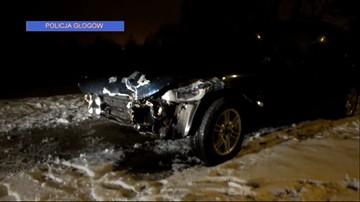 24-01-2016 17:30 Pijany kierowca zatrzymany po policyjnym pościgu. Padły strzały