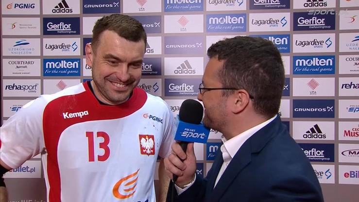 Bartosz Jurecki: Ten turniej to było podziękowanie i przeprosiny za mistrzostwa Europy