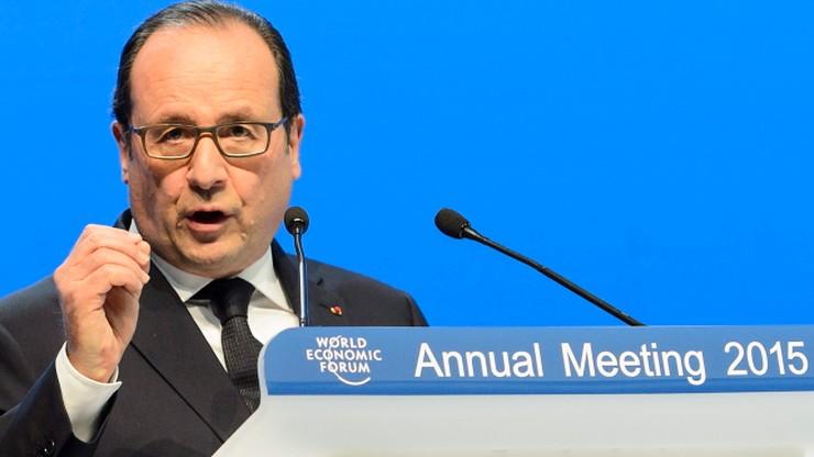 Prezydent Francji pogratulował trenerowi Konga