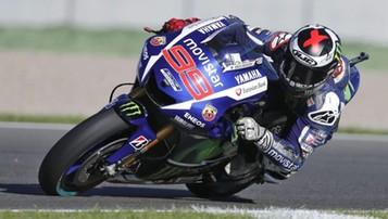 2015-11-06 MotoGP: Marquez i Lorenzo najszybsi na piątkowych treningach w Walencji