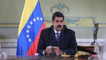 28-10-2016 06:08 Prezydent Wenezueli grozi upaństwowieniem firm. Za udział w strajku