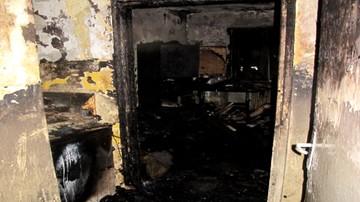 15-01-2017 08:23 Pożar mieszkania w Krakowie. Nie żyją dwie osoby