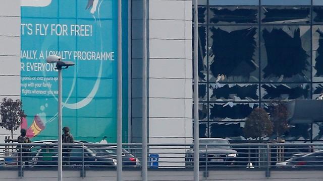 Państwo Islamskie przyznało się do zamachów terrorystycznych w Belgii