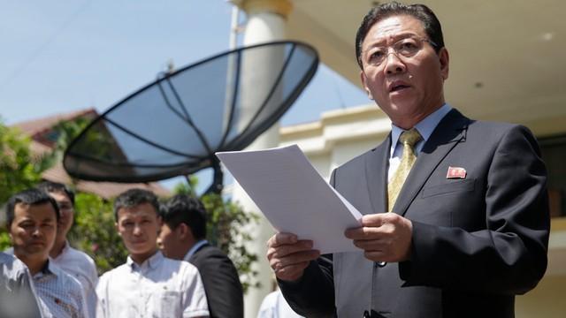 Malezja odwołała swego ambasadora w Korei Płn.