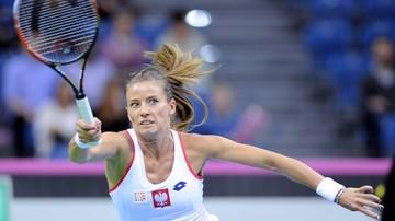 2016-06-30 Wimbledon: Rosolska odpadła w pierwszej rundzie debla