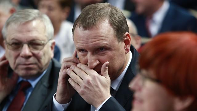 Kurski o wypowiedzi Glińskiego w TVP: rozmawialiśmy, sprawa zakończona