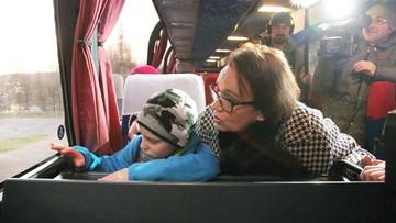 07-12-2015 09:56 Zalewska: dzieci z Mariupola i Donbasu poradzą sobie w polskich szkołach