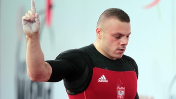 2015-10-17 MP w ciężarach: Adrian Zieliński ponownie mistrzem w 94 kg