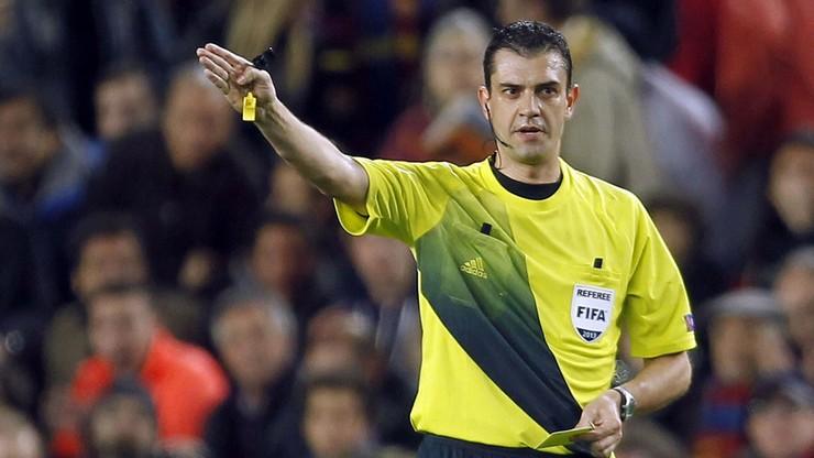 Euro 2016: Kassai będzie sędziował mecz otwarcia
