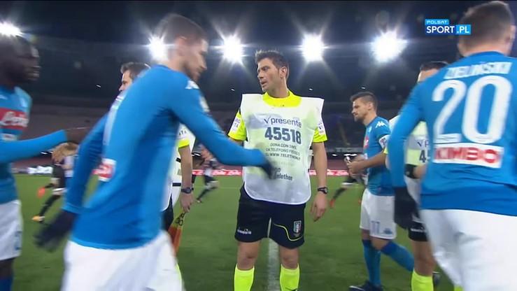 Napoli - Udinese 1:0. Skrót meczu