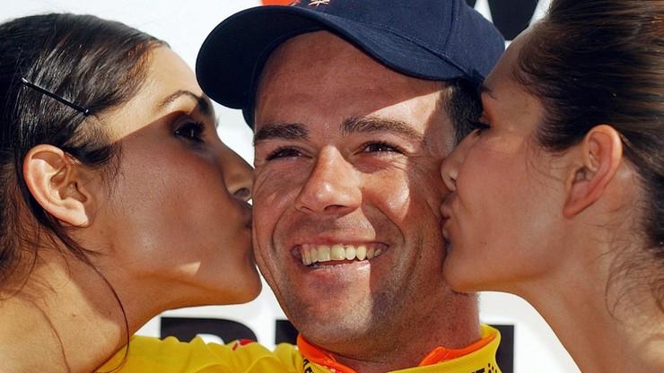 Triumfator Vuelta a Espana aresztowany za włamanie do sklepu