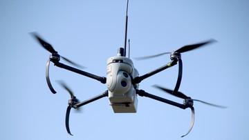Kolej testuje drony do tropienia złodziei