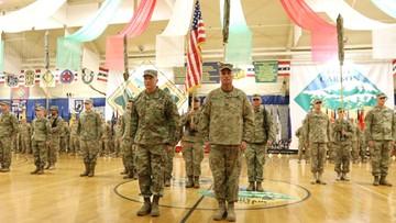 05-01-2017 15:23 Tysiące amerykańskich żołnierzy płynie do Niemiec. Dotrą też do Polski