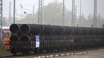"""09-03-2017 10:24 """"Kommiersant"""": Gazprom wykupił moce w celu dostaw przez Nord Stream 2"""