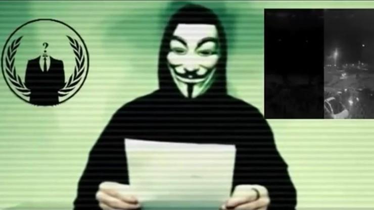 Anonymous wypowiedzieli Państwu Islamskiemu cyberwojnę