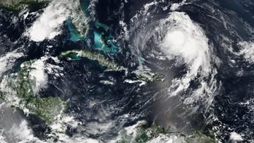16-09-2017 06:10 Burza tropikalna Jose nad Atlantykiem przekształciła się w huragan