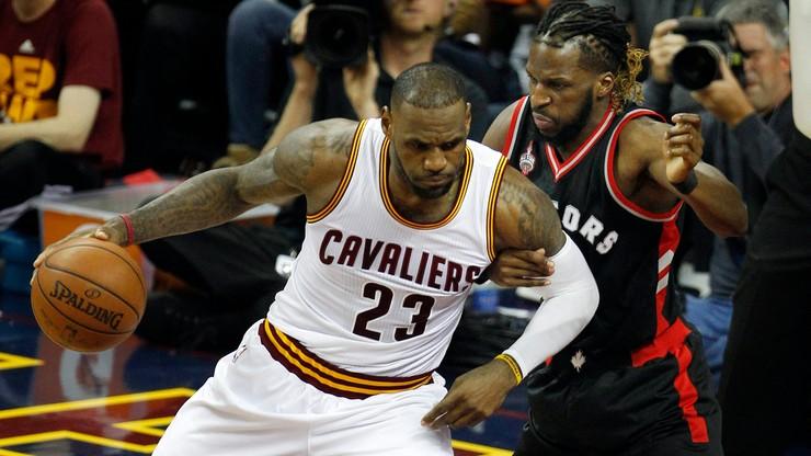 NBA: Gładkie zwycięstwo Cleveland Cavaliers