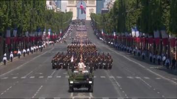 Francja świętuje Dzień Bastylii