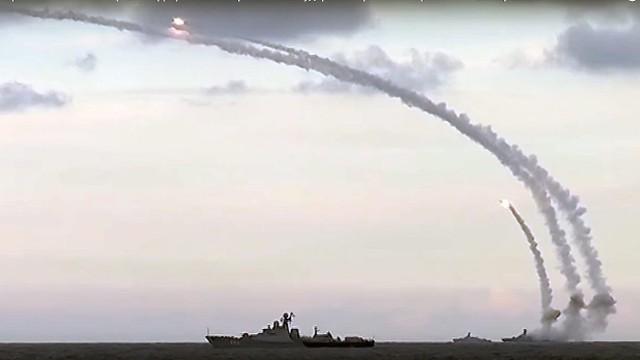 Rosja zapowiedziała utworzenie w Syrii stałej bazy marynarki wojennej