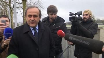 02-03-2016 10:48 Afera FIFA: Platini odwołał się do Sportowego Trybunału Arbitrażowego