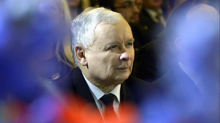 Kaczyński: w tej chwili nie ma podstaw, żebym był frontmanem