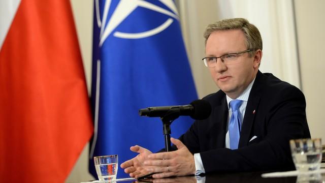 Szczerski: Politycy odpowiedzialni za zaniedbania po tragedii smoleńskiej dzisiaj powinni milczeć
