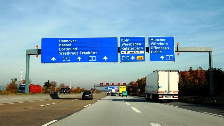 Niemcy: za 2 lata myto dla ciężarówek na wszystkich drogach krajowych