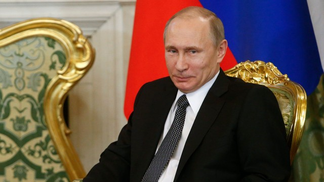 Putin: kryzys na wschodzie Ukrainy może stać się zamrożonym konfliktem