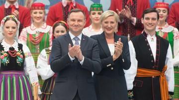 18-09-2017 18:25 Sondaż: większość Polaków dobrze ocenia pracę prezydenta