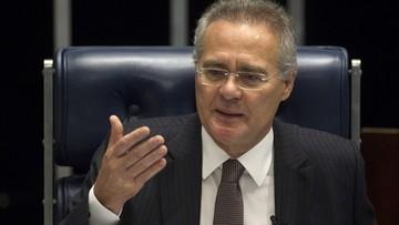 06-12-2016 05:03 Sąd Najwyższy w Brazylii  zawiesił przewodniczącego Senatu. W tle afera korupcyjna