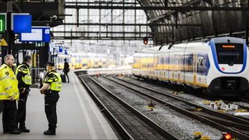 22-03-2016 13:12 Pociąg z Brukseli zatrzymany w Holandii. Aresztowano jedną osobę