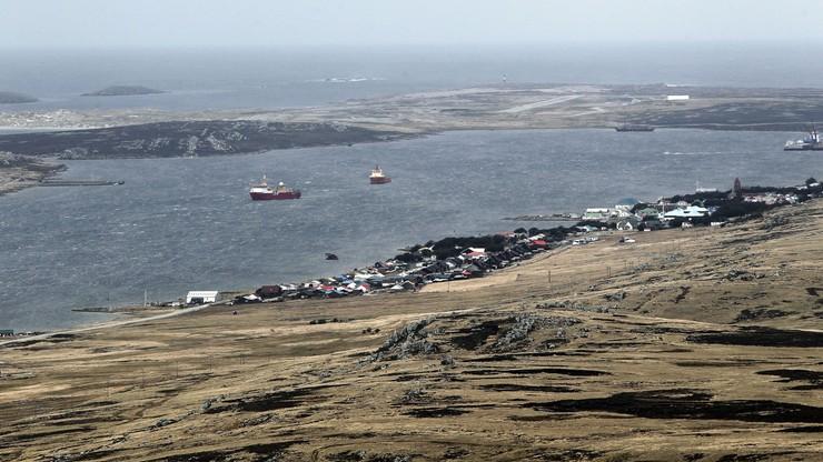 Komisja ONZ przyznaje Falklandy Argentynie. Londyn niewzruszony