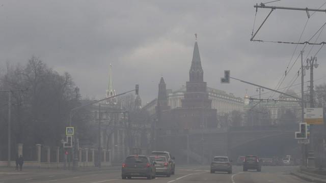 Moskwa: pożar ministerstwa opanowany przez strażaków