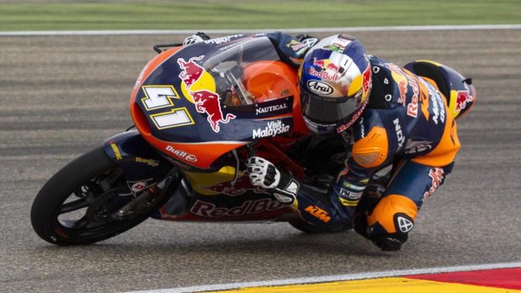 Motocyklowe MŚ: Binder zapewnił sobie tytuł w Moto3