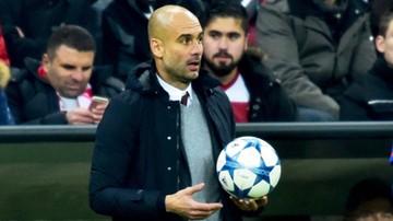 2015-11-27 Media: Guardiola podjął decyzję. Chce poprowadzić klub Premier League