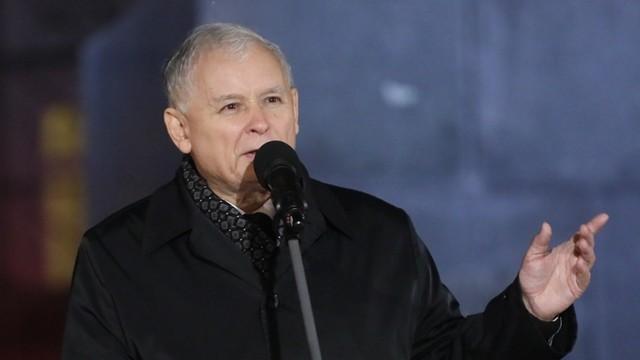 Kaczyński podczas miesięcznicy: za 6 miesięcy powinno być zrobione to, co miało być zrobione