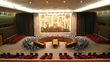 03-09-2017 21:25 Nadzwyczajne posiedzenie Rady Bezpieczeństwa ONZ w poniedziałek. W związku z próbą nuklearną Korei Płn.