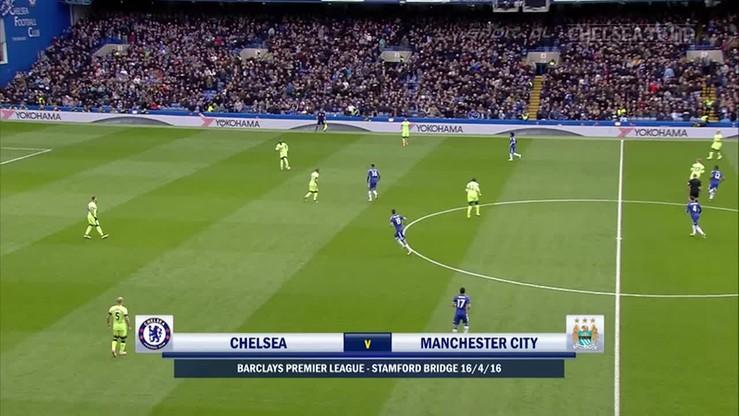 Chelsea - Manchester City 0:3. Skrót meczu