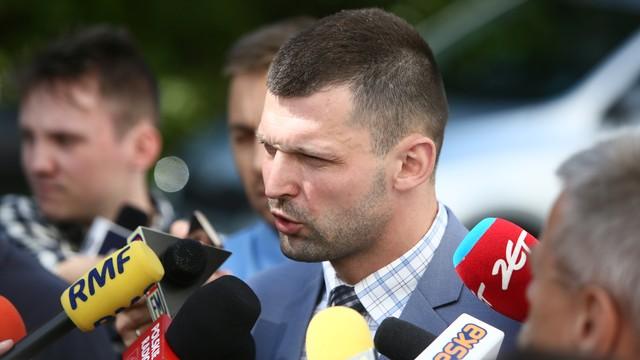 Kołecki: nie mam złudzeń, że wynik testu Adriana Zielińskiego będzie negatywny