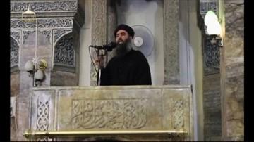 03-11-2016 05:26 Przywódca Państwa Islamskiego wierzy w zwycięstwo