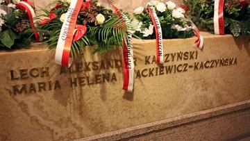 16-11-2016 10:12 Ponowny pochówek Lecha i Marii Kaczyńskich w piątek o godz. 19