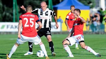 2017-09-20 Puchar Polski: Górnik Zabrze - Sandecja Nowy Sącz. Transmisja w Polsacie Sport