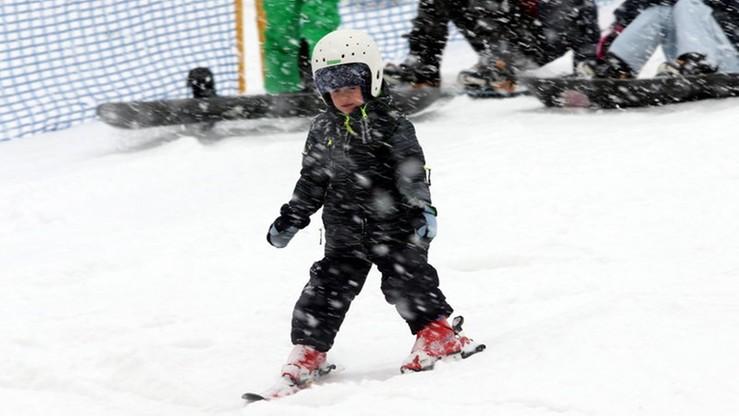Małopolskie: Bezpłatna nauka jazdy na nartach dla 3 tysięcy dzieci