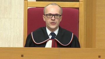 03-12-2015 14:02 TK: dwóch sędziów wybrano niekonstytucyjnie, trzech - konstytucyjnie