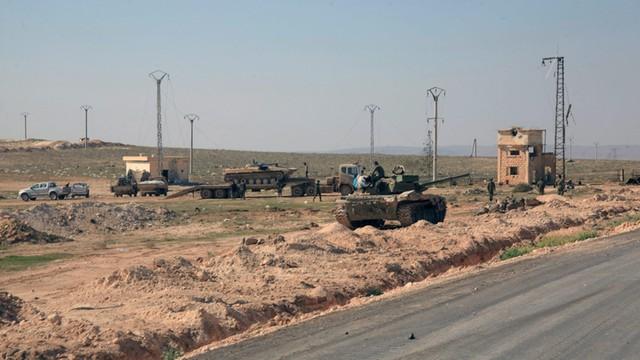 Francja i W. Brytania wzywają reżim Asada i Rosję do wstrzymania ataków
