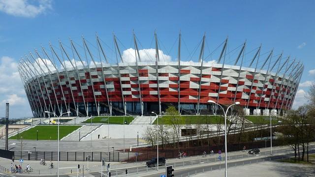 Warszawa: w niedzielę koncert Coldplay i zamknięta Saska Kępa