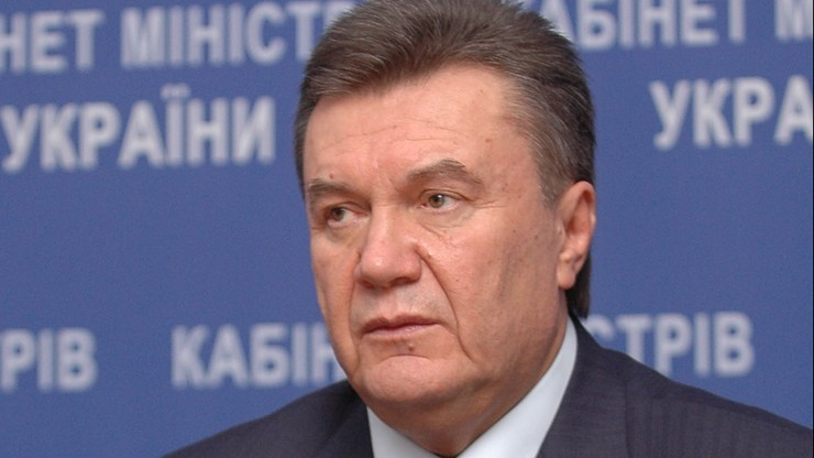 Janukowycz zawiadomił prokuraturę o zamachu stanu. Chodzi o wydarzenia na Majdanie