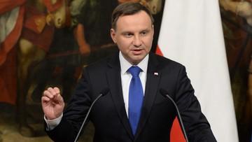 17-05-2016 11:29 CBOS: Polacy zadowoleni z prezydenta. Słabe notowania Sejmu