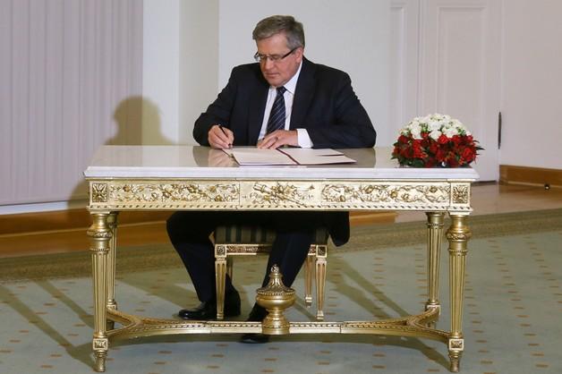 Prezydent proponuje zmiany w Kodeksie wyborczym